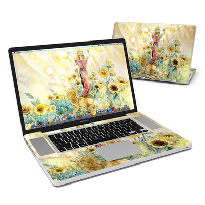 MacBook Pro 17in Skin - Leo