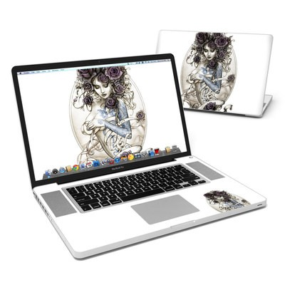 MacBook Pro 17in Skin - Les Belles Dames