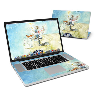 MacBook Pro 17in Skin - Libra