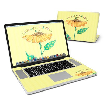 MacBook Pro 17in Skin - Lighten Up