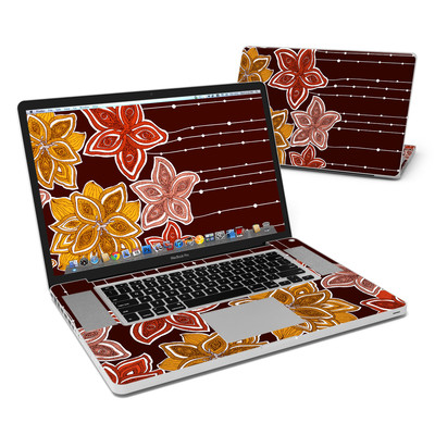 MacBook Pro 17in Skin - Lila