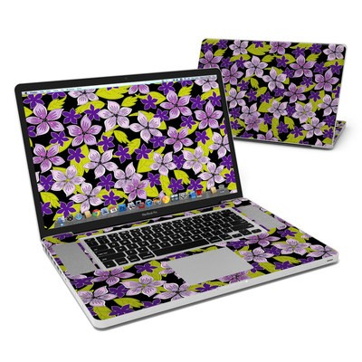 MacBook Pro 17in Skin - Lilac