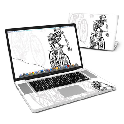 MacBook Pro 17in Skin - Lone Rider
