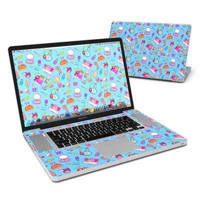 MacBook Pro 17in Skin - Lookin Pretty