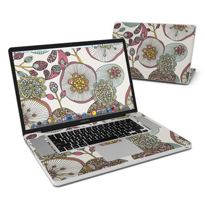 MacBook Pro 17in Skin - Lotus