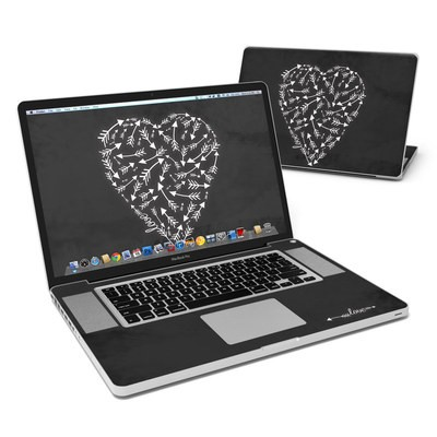 MacBook Pro 17in Skin - Love Me Not