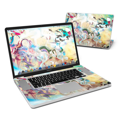 MacBook Pro 17in Skin - Lucidigraff