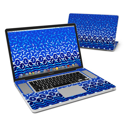 MacBook Pro 17in Skin - Luna Lounge