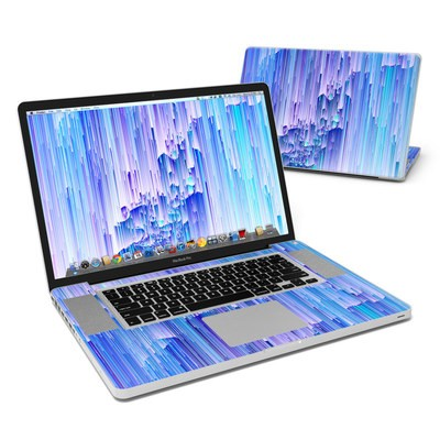 MacBook Pro 17in Skin - Lunar Mist