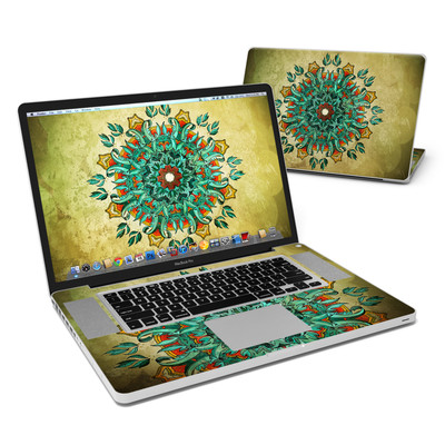 MacBook Pro 17in Skin - Mandela