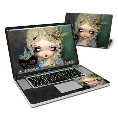 MacBook Pro 17in Skin - Marie Masquerade