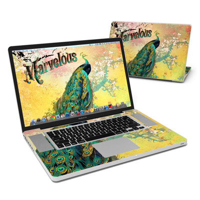MacBook Pro 17in Skin - Marvelous
