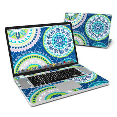 MacBook Pro 17in Skin - Medallions