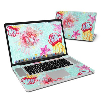 MacBook Pro 17in Skin - Meduzas