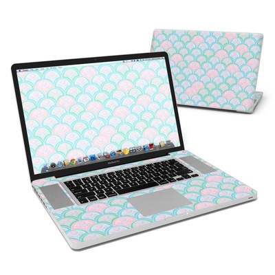 MacBook Pro 17in Skin - Mermaid Gem