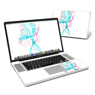 MacBook Pro 17in Skin - Mermaid Tails