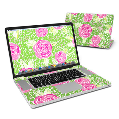 MacBook Pro 17in Skin - Mia