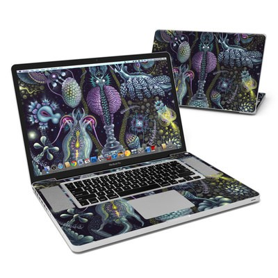 MacBook Pro 17in Skin - Microverse