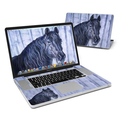 MacBook Pro 17in Skin - Midnight Blue