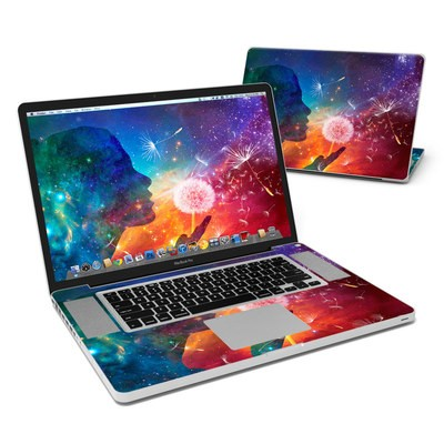 MacBook Pro 17in Skin - Million Stars