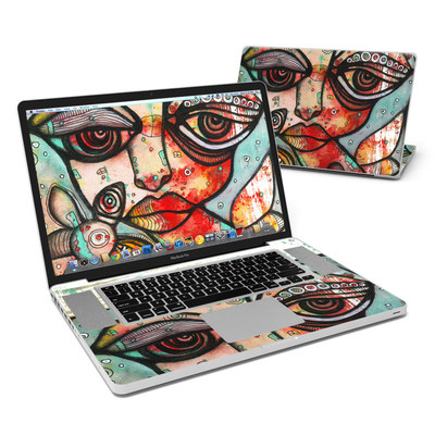 MacBook Pro 17in Skin - Mine