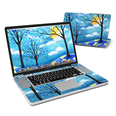 MacBook Pro 17in Skin - Moon Dance Magic