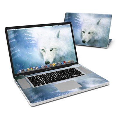 MacBook Pro 17in Skin - Moon Spirit