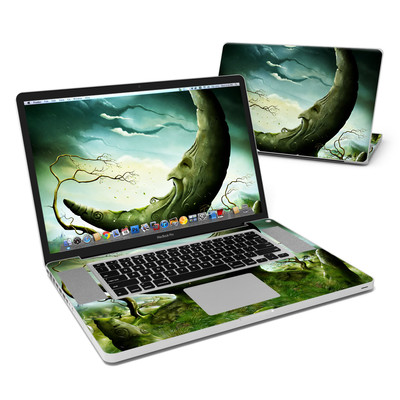 MacBook Pro 17in Skin - Moon Stone