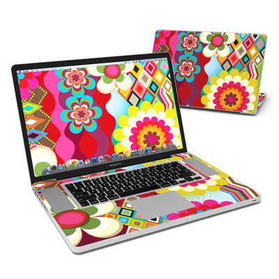 MacBook Pro 17in Skin - Mosaic