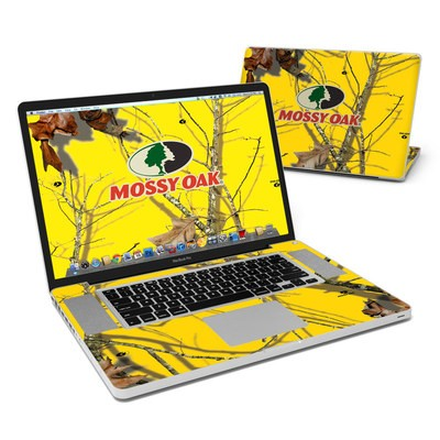 MacBook Pro 17in Skin - Break-Up Lifestyles Cornstalk
