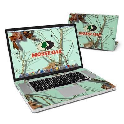 MacBook Pro 17in Skin - Break-Up Lifestyles Equinox