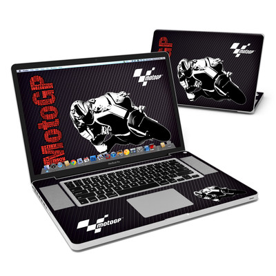MacBook Pro 17in Skin - MotoGP