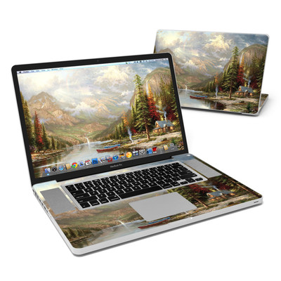 MacBook Pro 17in Skin - Mountain Majesty