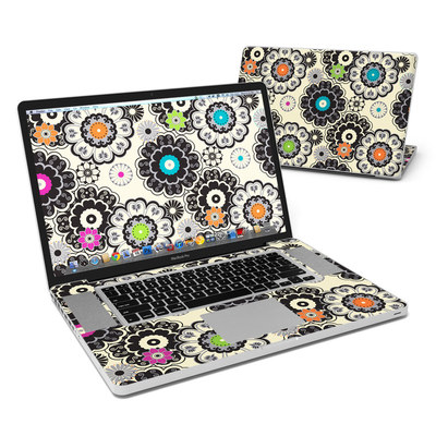 MacBook Pro 17in Skin - Nadira