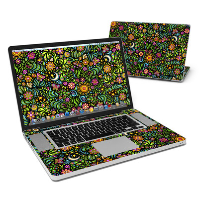 MacBook Pro 17in Skin - Nature Ditzy