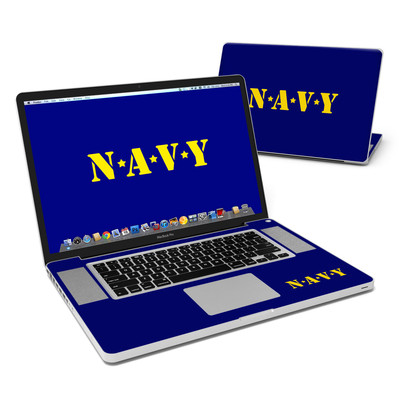MacBook Pro 17in Skin - Navy