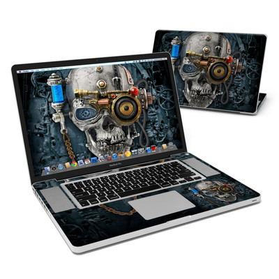 MacBook Pro 17in Skin - Necronaut