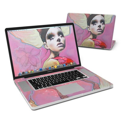MacBook Pro 17in Skin - Neptune