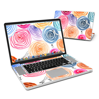 MacBook Pro 17in Skin - New Circle
