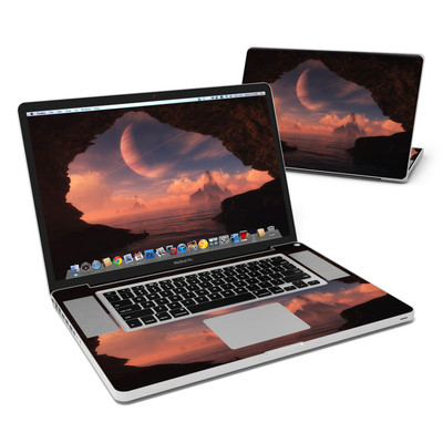 MacBook Pro 17in Skin - New Dawn