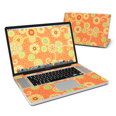MacBook Pro 17in Skin - Nina