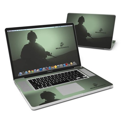MacBook Pro 17in Skin - Night Vision