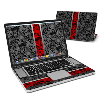MacBook Pro 17in Skin - Nunzio