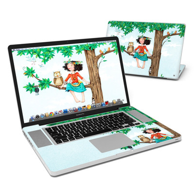 MacBook Pro 17in Skin - Never Alone