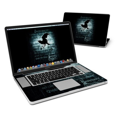 MacBook Pro 17in Skin - Nevermore