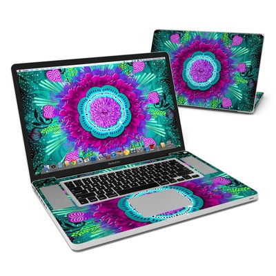 MacBook Pro 17in Skin - Old Sea