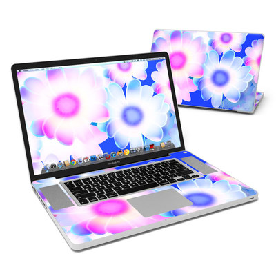 MacBook Pro 17in Skin - Oopsy Daisy