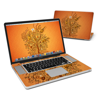 MacBook Pro 17in Skin - Orchestra