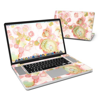 MacBook Pro 17in Skin - Organic In Pink