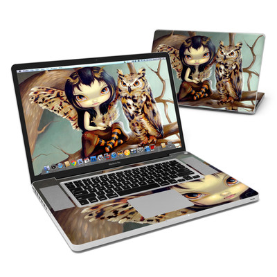 MacBook Pro 17in Skin - Owlyn